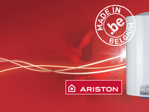 Ariston belgie